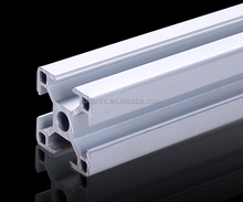 T slot aluminium extrusion 2020/3030/4590 T slot aluminium profile for sale