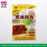 suitable for different usage fev frozen food vacuum packaging pouch