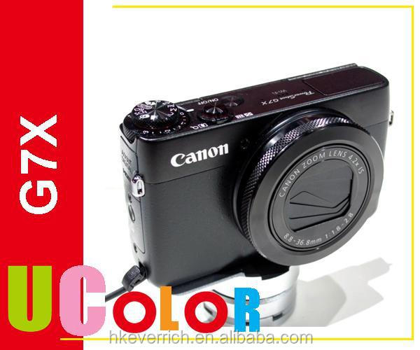 Genuine Canon Powershot G7X G7 X 20.2MP Digtal Camera BLACK