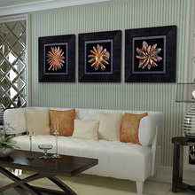 Plastic Framed Decorative Modern Wall Paintings Designs for Living Room