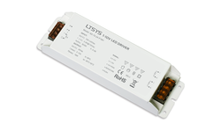 0/1-10V Constant Voltage Dimmable LED Driver 75W 24 Volt, 0-100% dimming, PFC>0.99, efficiency>87%