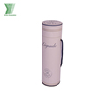 Custom paper logo hot stamping round cosmetic paper tube / tube box for perfume