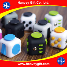 Wholesale relax relieves stress free magic fidget toy/fidget cube