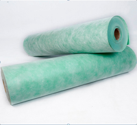 pp and pe and pp polypropylene fiber waterproof roofing felt