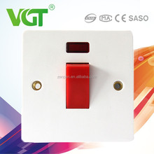 Easy installation Green and eco-friendly 45a air condition switch