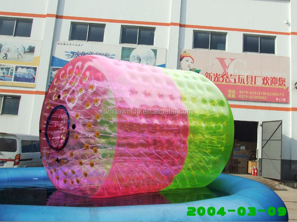 water bolls infalatable human hamster ball cheap water roller