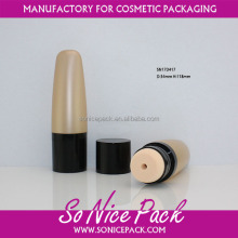 custom plastic Round foundation stick concealer case