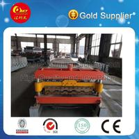 Metal Floor Deck Cold Roll Forming Machine For Sale to Africa