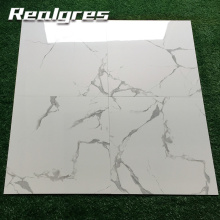 Y60177 Brazil Style 60x60 Sparkle Polished Porcelain Tile Marble Wholesale Ceramic Flooring