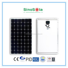 High efficiency monocrystalline sun power solar panel 250w