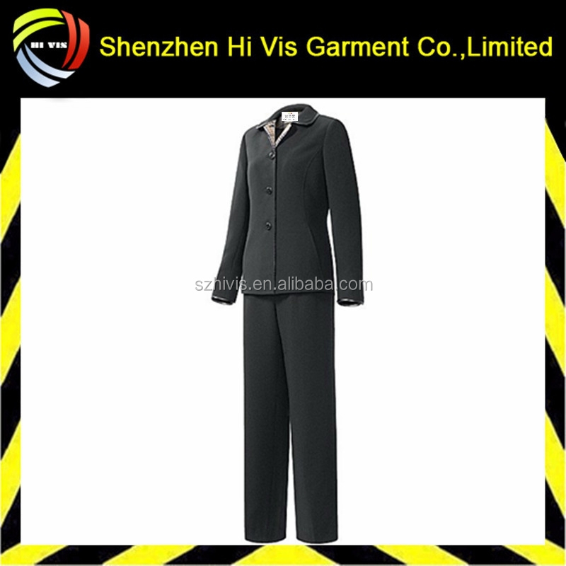 new fashion pant suit for women manufacturer