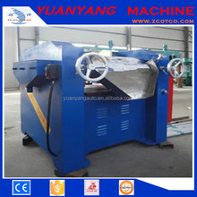 pigment paste triple roll mill / printing ink three roller mill