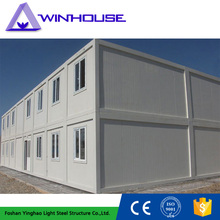 Modular Beautiful Easy Assembled Mobile Warm Prefabricated Home For Classroom