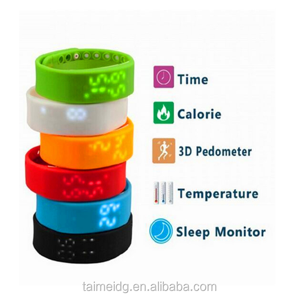 China suppliers best pedometer watches