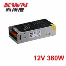 KWN 12V 30A Led Power Driver for Led Light Box with Best Price