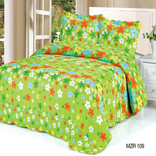 Wholesale latest style hot sale design 100% Cotton Bed Sheets made in China