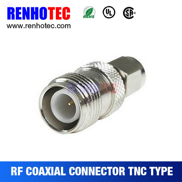RF Coaxial TNC male connector LMR400 Cable TNC Connector Straight Crimp Plug