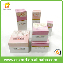 High-end popular style shopping box cosmetic paper box product paper box in China