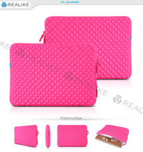 New 3d diamond design case for tablet, universal tablet laptop bag