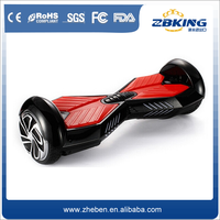 two wheel smart balance electric scooter with ce and rohs certification