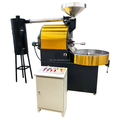 Commerical 10kg coffee roaster machine for coffee shop