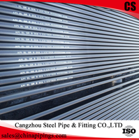 API 5L Gr.B carbon steel pipe SCH40