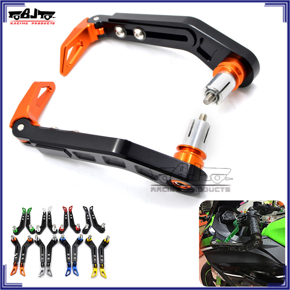 BJ-LG-006 Universal Curved Adjustable Motorcross CNC Pro Lever Guard for KTM duke 690