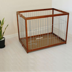 XEP0110-M dog cage for sale stainless steel dog cage