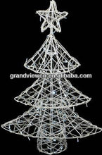 H=150CM 2013 new christmas lights acrylic led christmas tree BW-3D-027LED christmas lights, LED holiday lights, LED 3D tree