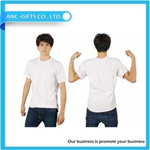 Cotton led t-shirts with custom design 100% New Led Flashing EL T Shirt