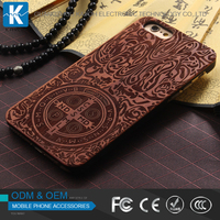 [kayoh] Cheap new products custom phone case for iphone 6 wood + pc case