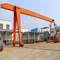MH Model Boxed Type Electric Hoist Gantry Crane