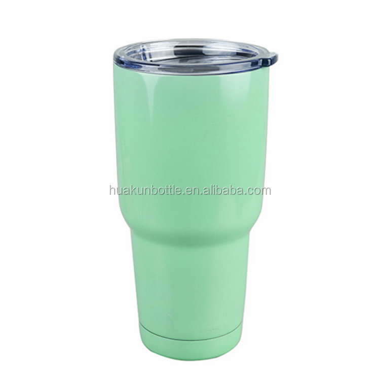 best selling product wholesale 30 oz double wall 18 /8 stainless steel insulated vacuum straw tumbler for hot and cold drinks