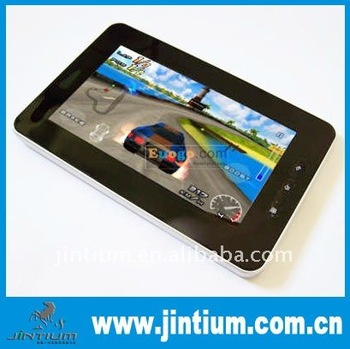 2011 Newest 7 inch tablet pc with bluetooth WIFI and good quality