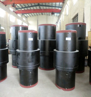 high pressure carbon steel fittings, insulating joint, pipeline insulating material, isolation joint