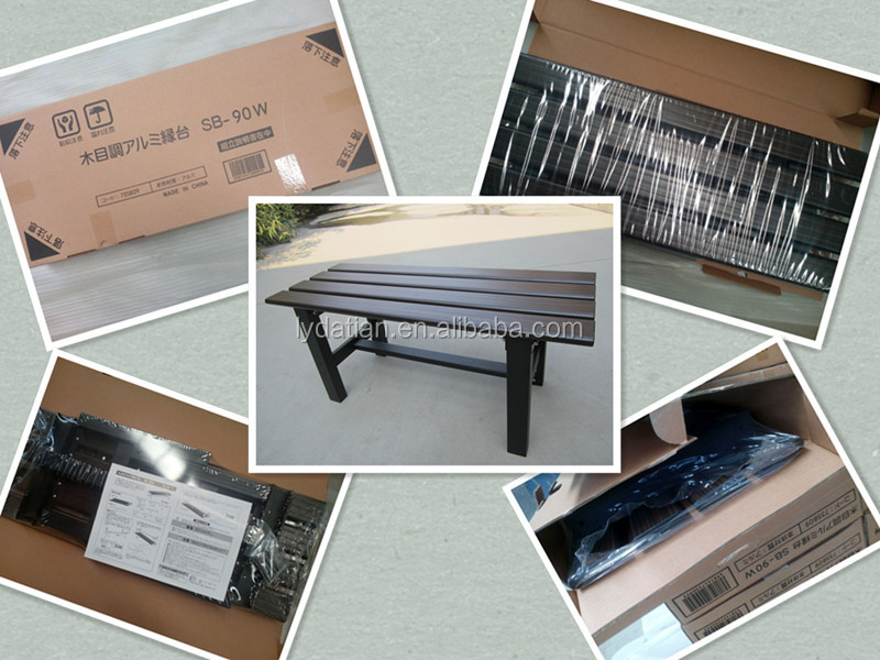 Small Weight Garden Furniture Aluminum Bench Buy Garden Furniture Aluminum Bench Garden