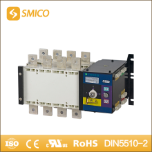 SMICO Factory Automatic Transfer Switch Ats 220V 440V / Generator Change Over Switch