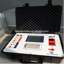 Portable Current Transformer transformation Turn Ratio Tester /ttr meter