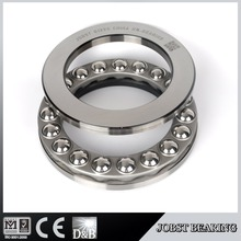 single direction thrust ball bearings 51115 for hoist electrical
