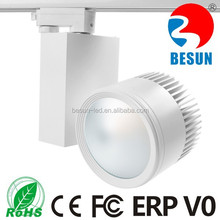worldwide distributors wanted dimmable 30w high quality cob led track light