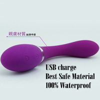 Stimulating Fantastic Skin Feeling Magic Vibrator For Pussy