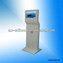 AMH-CT190A 19 inch Floor Stand Touch Screen All In One PC