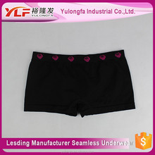Free Sample Seamless Women Nylon Full Brief Girls Wearing Panty