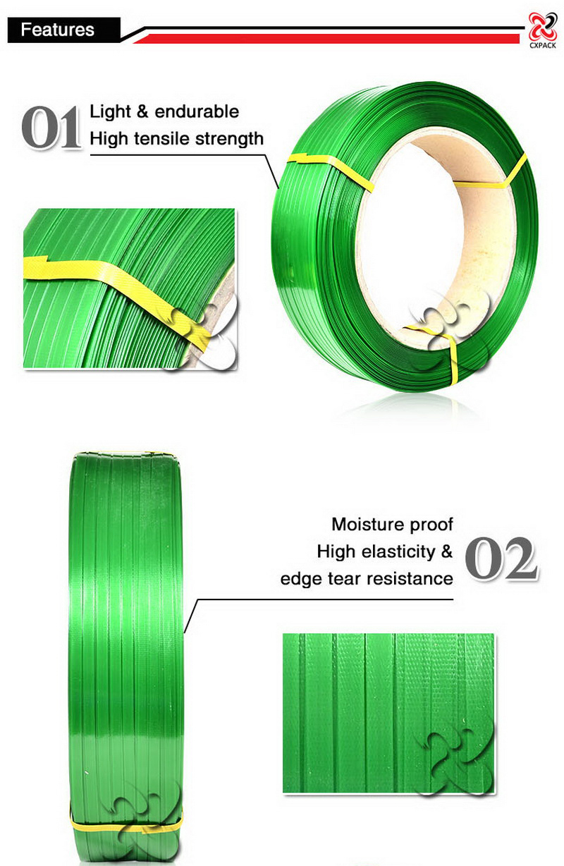 Wholesale High Strength Oem Best PET Packing Strap Band