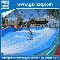 2016 adult surfing water park slides/big water slides for sale