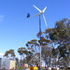 HLD! LOW wind power generator 5kw windmill