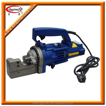 RC25 Portable electric Hydraulic rebar cutter