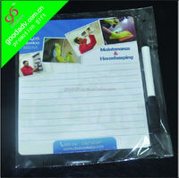 2014 hot sale eco-friendly promotional gift customized design writing board