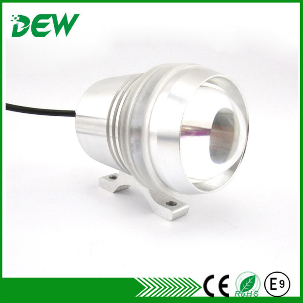 Motorcycle U3 LED Bright Driving HeadLight Spot Light Lamp Angel Eye 30W Brand New and High Quality