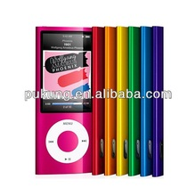 Hot selling Good quality new model mp4 digital player manual